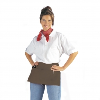 Pocket Apron - brown - 50x27 cm