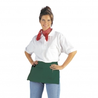 Pocket Apron - bottlegreen - 50x27 cm