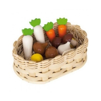 Small shop Accessories - Vegetable Basket - 22 x 14 x 7 cm
