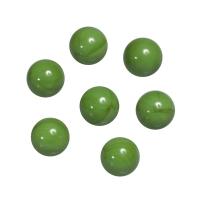Murmeln - Kugeln aus Glas - grün - ca. 16 mm