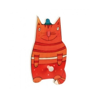 Kids wardrobe - Cat - 26 x 16 cm