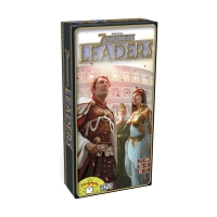 7 Wonders Leaders - 1 Expansion
