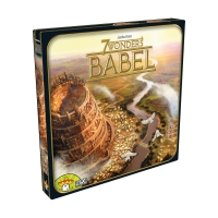 7 Wonders Babel - 3 Expansion