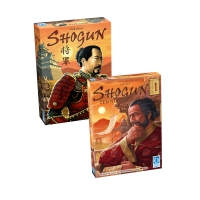 Shogun Bundle - Shogun + Erweiterung Tennos Court