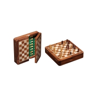 Chess Set - magnetic - field 19 mm