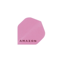 3 x Fly Amazon - Standard Flight - pink - Polyester - 100 My