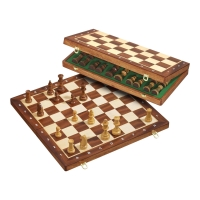 Chessgame - deluxe - large - ca. 48 cm