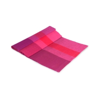 Table runners - pink-red