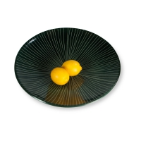 Fruit Bowl - Black Line
