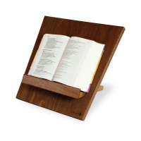 Smoked oak - bookstand - Nature