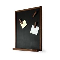 Das Magnetische Schl/üsselbrett aus Eiche Holz werkstatt-design MAGkey