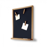 Magnetic board - light oak