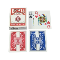 Bicycle cards - poker cards - Prestige - Jumbo sheet - Plastic