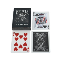 Bicycle cards - poker cards - Guardians - paper