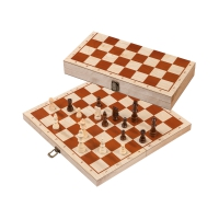 Chess Set - field 42 mm - with cheesmen