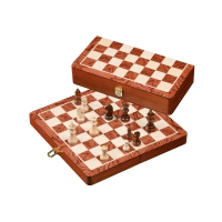 Chess Set - field 32 mm - with cheesmen