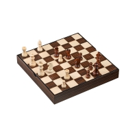 Chess Set - field 34 mm - magnetic - with cheesmen