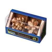 Puzzleset I - bamboo - Level  3 - 2 different puzzle