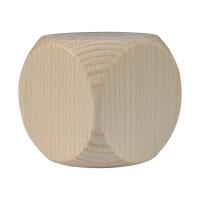Spezial Holzwürfel W6-16mm natur nur 1-3 Augen