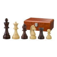 Chess figures - Barbaro�a - wooden - Staunton - king size 78 mm