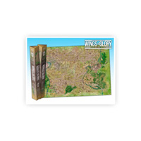 Wings of Glory - Game Mats - Nomans Land WGA502D