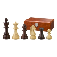 Chess figures - Barbaroßa - wooden - Staunton - king size 90 mm
