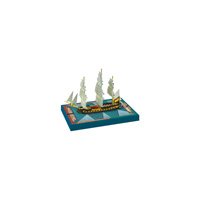 Sails of Glory - Spanisch Frigate - Sirena 1793 (SGN101C)
