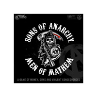 Sons of Anarchy - Men of Mayhem Boardgame