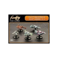 Firefly - The Game - Customizable Ships II