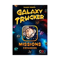 Galaxy Trucker - Missions Expansion - englisch