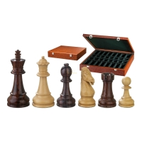 Chess figures - Thutmosis - wooden - New Staunton - king size 104 mm