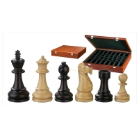 Chess figures - Alexander - wooden - Ur-Staunton - king size 100 mm