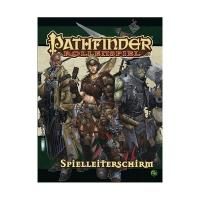 Pathfinder RPG - Spielleiterschirm (limitiert grün)