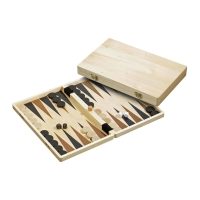 Stratis Kassette Backgammon Holz standard