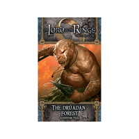 Lord of the Rings LCG - The Druadan Forest - Against the Shadow 2