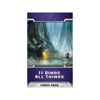 Star Wars LCG - It Binds All Things - Echoes of the Force Cycle 5
