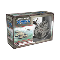 Star Wars X-Wing - The Force Awakens - Heroes of the Resistance Expansion Pack