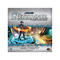 Android - Netrunner LCG - Honor and Profit Expansion