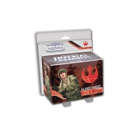 Star Wars - Imperial Assault - Alliance Rangers Ally Pack