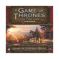 AGOT - The Card Game 2nd Edition - Lions of Casterly Rock Expansion