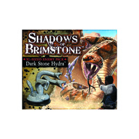 Shadows of Brimstone - Dark Stone Hydra XL - Enemy Pack
