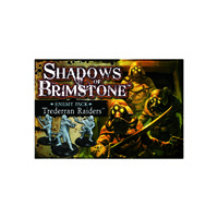 Shadows of Brimstone - Trederran Raiders - Enemy Pack