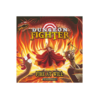 Dungeon Fighter - Fire at will - Expansion - englisch