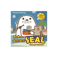Pick a Seal - englisch - GERMAN