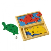Turtle game - a small cube and puzzle game