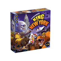 King of New York - englisch