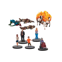 Mars Attacks Civilian Slaughter Upgrade Pack