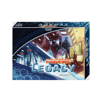 PANDEMIC LEGACY (BLUE EDITION) - englisch