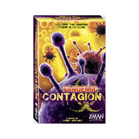 Pandemic - Contagion (- englisch)