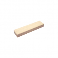 Building block - 2-row longwood - natural - 133x33x16mm - 33mm
